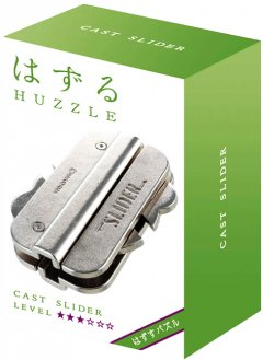 Головоломка из металла Huzzle Слайдер (515042) (5407005150429)