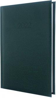 Ежедневник датированный Economix 2022 352 страницы Sahara зеленый А5 (E21696-04)