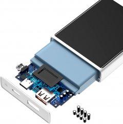 УМБ Baseus Super Mini 20000mAh 22.5W White (PPMN-B02)
