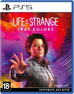 Игра Life is Strange True Colors для PS5 (Blu-ray диск, English version/Russian subtitles)