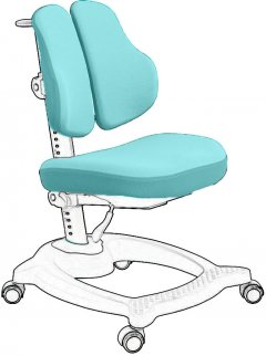 Чехол для кресла FunDesk Diverso Chair cover Green (Diverso Chair cover Green)