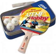 Набор для настольного тенниса Atemi Hobby (2 р + 3 м + чехол) (NTT20022)