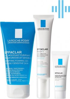 Набор La Roche-Posay Effaclar для проблемной кожи лица (5902503198114)