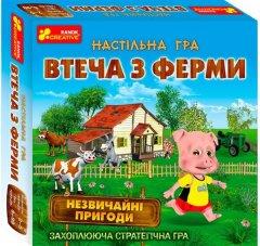 Настольная игра Ranok-Creative Побег с фермы (19120057У) (4823076142315)