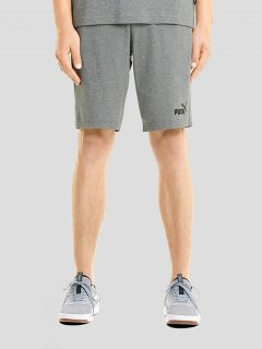 Спортивные шорты Puma ESS Jersey Shorts 58670603 XXL Серые (4063697315303)