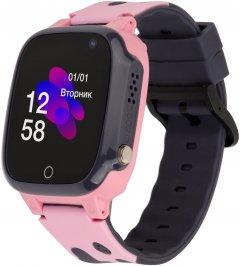Смарт-часы Discovery iQ4600 Camera Pink