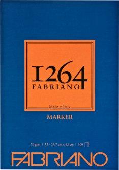 Склейка для маркеров Fabriano 1264 А3 70г/м2 100 листов (8001348212072)
