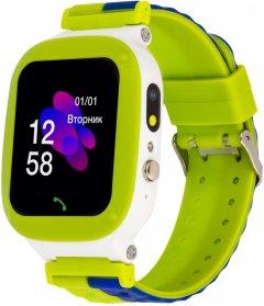 Смарт-часы Atrix iQ2200 IPS Cam Flash Green