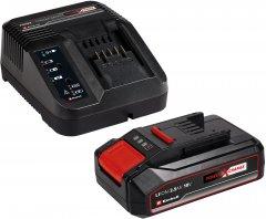 Аккумулятор+Зарядное устройство Einhell X-Change 18 В Li-Ion 2.5 Ач (4512097)
