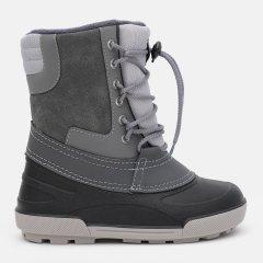 Сапоги Alisa Line Jeans А501 26-27 (17.7 см) Серые (2500000014161)