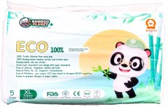 Подгузники детские Bamboo Planet Есо XL №5 Junior 32 шт (6949602305226)
