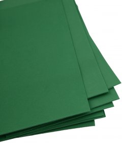 Набор фоамирана Angel Gifts на клеевой основе 1 мм 20 х 29 см 10 шт Зеленый (Я18167_AG-25565)