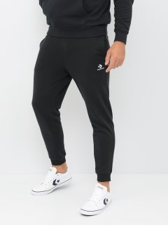 Спортивные штаны Converse Emb Jogger Ft 10020369-001 S Black (0194432279339)