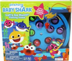 Настольная игра Baby Shark Новая Веселая Рыбалка (SM98269/6054916)