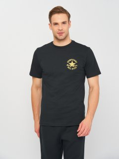 Футболка Converse Stamped Chuck Patch Tee 10022042-001 S (194433064033)