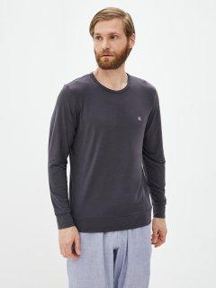 Лонгслив Calvin Klein Underwear NM1998E_JF2 S Темно-серый (8719853961872)