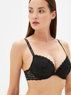 Бюстгальтер Calvin Klein Underwear QF6677E_UB1 32B Черный (8719854695226)