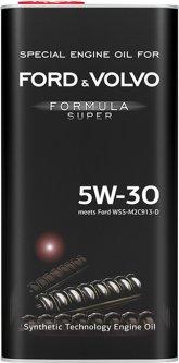 Моторное масло FanFaro SN for Ford Formula F 5W-30 Metal 6716 5 л (776/5)