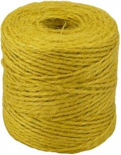 Шпагат джутовый Радосвіт 1.4 мм х 90 м Желтый (4820172932451)