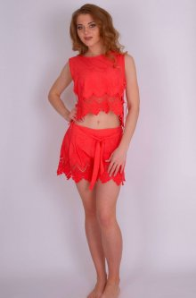 Пляжный топ Amarea 20140 R 44(M) Красный