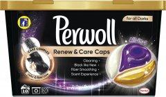 Капсулы для стирки Perwoll для темных и черных вещей 18 шт (9000101513851)