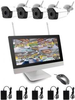 Комплект для улицы Covi Security Wi-Fi Blast IPC-5Mp-4kit