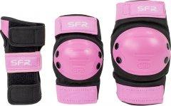 Комплект защиты SFR Ramp Jr Black-pink L (AC600-BP-L)