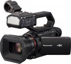 Видеокамера Panasonic HC-X2000 UHD 4K 3G-SDI/HDMI Pro Black (HC-X2000EE) Официальная гарантия!