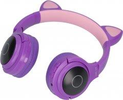 Наушники Ailink Cat Ears Фиолетовый (AI-CatEars_pl)