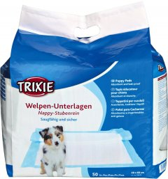 Пеленки для собак Trixie 40х60 см 50 шт (4011905234175)
