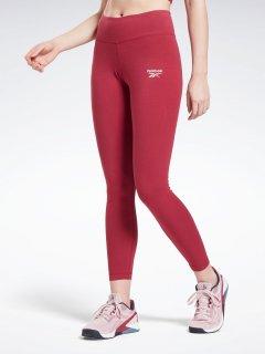 Спортивные леггинсы Reebok Ri Cotton Legging Punber GR9404 S Punch Berry (4064057908173)