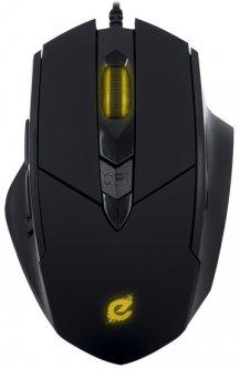 Мышь Ergo NL-620 USB Black