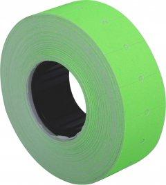Этикет-лента Economix 21 x 12 мм 1000 шт/уп 10 рул. Зеленая (E21301-04)