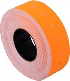 Этикет-лента Economix 21 x 12 мм 1000 шт/уп 10 рул. Оранжевая (E21301-06)