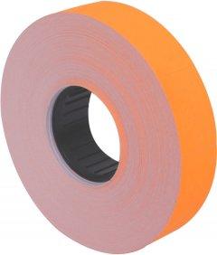 Этикет-лента Economix 16 x 23 мм 700 шт/уп 10 рул. Оранжевая (E21302-06)