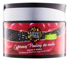 Farmona Tutti Frutti Blackberry Raspberry цукровий пілінг для тіла (300 гр)