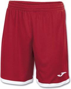 Футбольные шорты Joma Toledo 4XS-3XS Красные (100006.600_4XS-3XS)