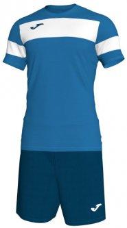 Футбольная экипировка Joma Academy II L Сине-белая (101349.702_L)