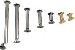 Болт переплетный bindMARK 20 мм серебро 100 шт (2000032051016)