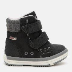 Демисезонные ботинки Reima 569344-9990 20 Черные (6416134763867)