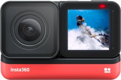 Видеокамера Insta360 One R 4K Edition (CINAKGP/C)