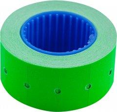 Этикет-лента Buromax 22 х 12 мм 500 этикеток прямоугольная внешняя намотка 10 шт Зеленая (BM.282101-04)