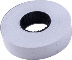 Этикет-лента Buromax 16 х 23 мм 600 этикеток вертикальная прямоугольная 10 шт Белая (BM.281104-12)