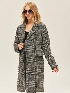 Пальто Mila Nova ПВ-173 50 Черное (2000000046259)