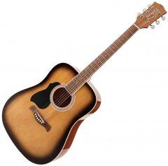 Гитара акустическая Richwood RD-12L-SB (левосторонняя) (17-5-36-11)