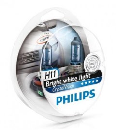 Автолампы Philips H11 12V 55W 4300K (PS 12362 CVS2)