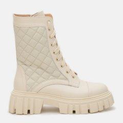 Ботинки LeoModa 21216/14 36 23 см Бежевые (2000000004433)