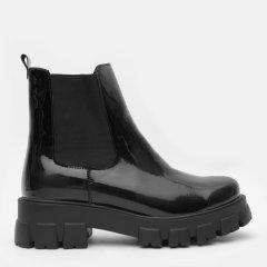 Ботинки LeoModa 125_80 40 26 см Черные (2000000004891)