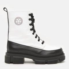 Ботинки Konors М 3685-1.25-1.19 36 22,9 см Белый/Черный (KN2000000489230)