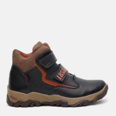 Ботинки детские Bastion 18550ч 38 25.4 см Черные (2220000024488)